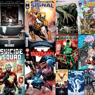 DC Spotlight July 6, 2021 Releases: The Comic Source Podcast