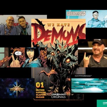 We Have Demons #1 Review: The Comic Source Podcast