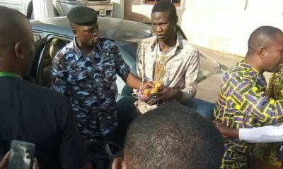 Suicide Bomber Apprehended In Oyedepo's Church