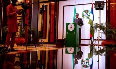 Buhari Issues Stay-At-Home Directive For Residents Of Lagos, Ogun, Abuja