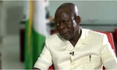 Kano Court Sets Aside Ruling Suspending Oshiomhole As APC Chairman