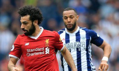 Liverpool vs West Brom