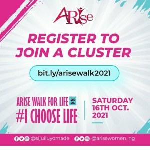 2021 Arise Walk