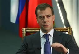 Dimitry Medvedev