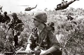 More than 58,000 soldiers died in Vietnam.