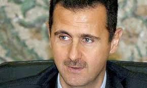 Assad, ein moderner General Vo Nguyen Giap, der Amerika aus Vietnam gefahren.