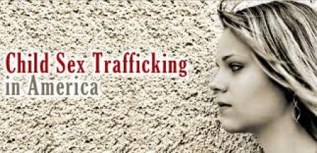 child sex trafficking in America