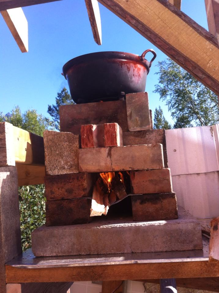 Cob Oven And Rocket Stove Workshop The Common Unity Project