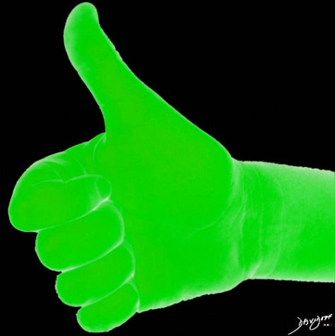 thumbs up, disorder, disease, Ashley Davidoff MD, The Common Vein