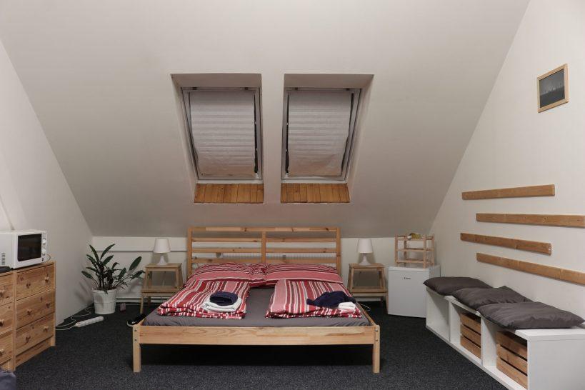 Airbnb Prage