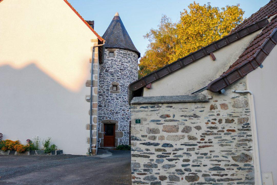 Village Fresselines Creuse