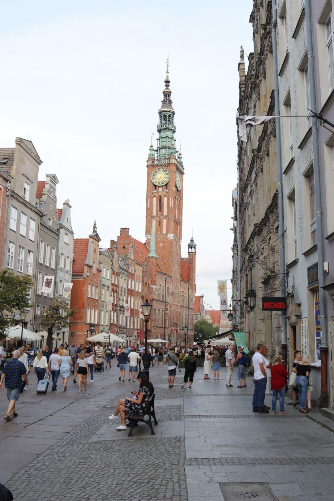 City-trip-à-Gdansk