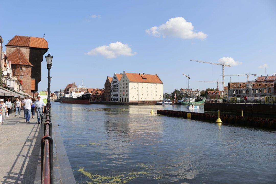 City trip à Gdansk Riverfront