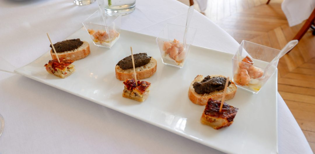 Restaurant Château de la Cazine