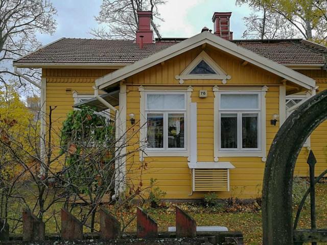 Village de Turku