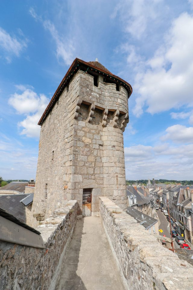 Porte Saint Jean La Souterraine