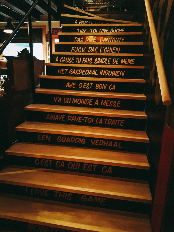 Bar à Jeux La Luck Bruxelles
