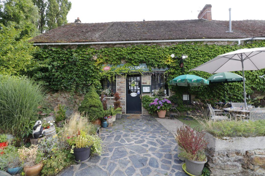 Restaurant-Le-Cottage-Éguzon-Chantôme