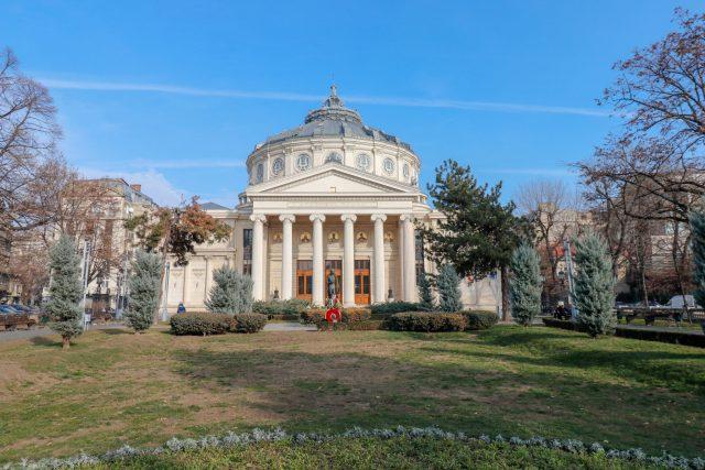 Athénée-Roumain-Bucarest