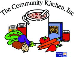 The Community Kitchen Logo 250x192