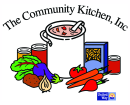 Logo For The Community Kitchen