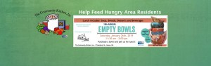 Empty Bowls Fundraiser January 26th 2019