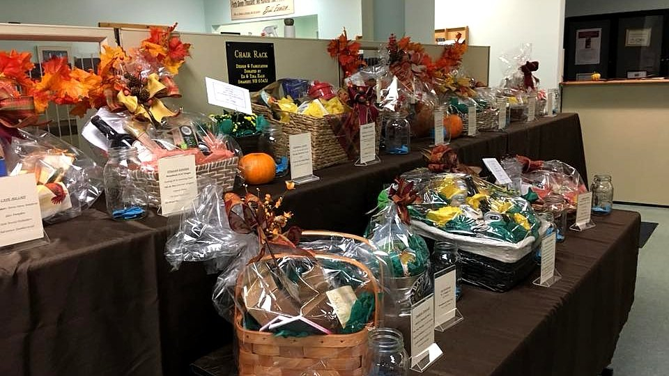 Harvest Dinner Gift Baskets