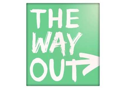 The Way Out logo