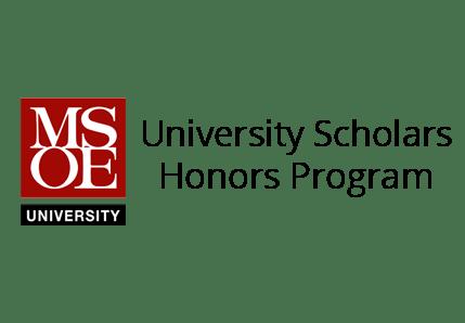 MSOE University Scholars Honors Program