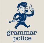 GrammarPolice