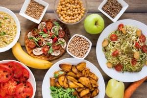 อาหารเจ&อาหารมังสวิรัติ