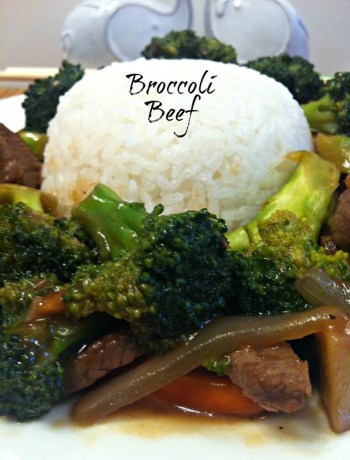 Broccoli Beef ~ The Complete Savorist