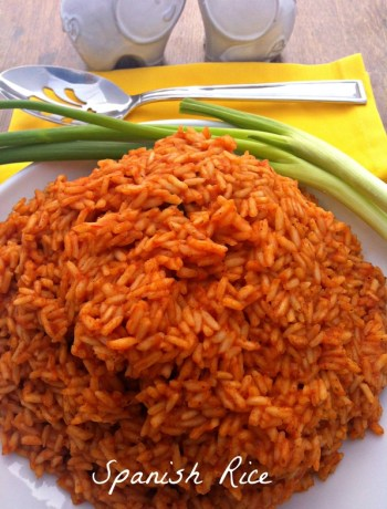 Spanish Rice ~ The Complete Savorist
