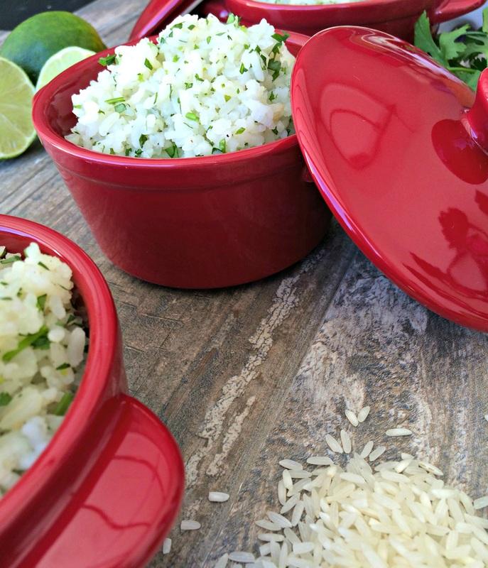 Cilantro Lime Rice ~ The Complete Savorist