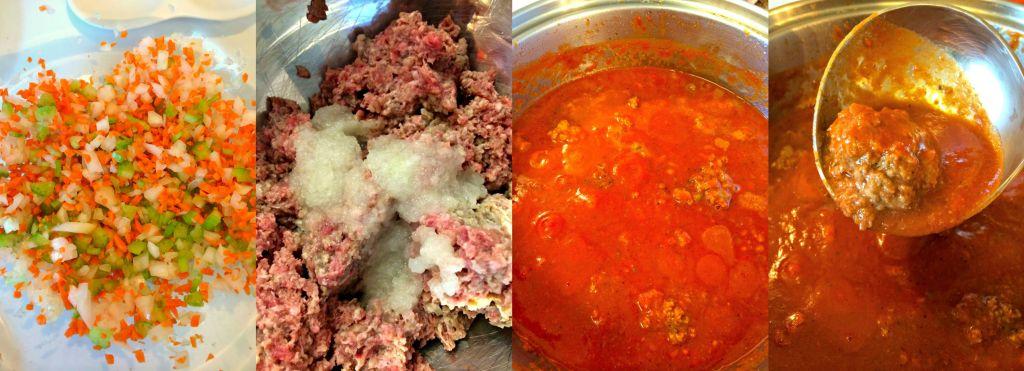 Macaroni and Mini Meatballs ~ The Complete Savorist