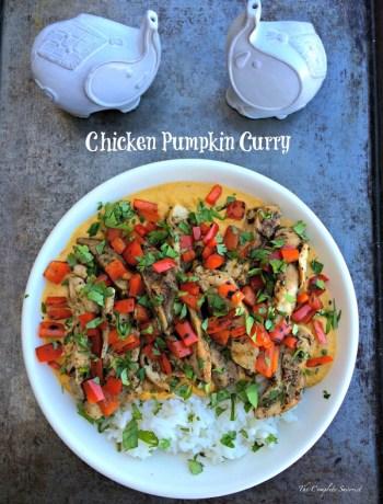 Chicken Pumpkin Curry ~ The Complete Savorist