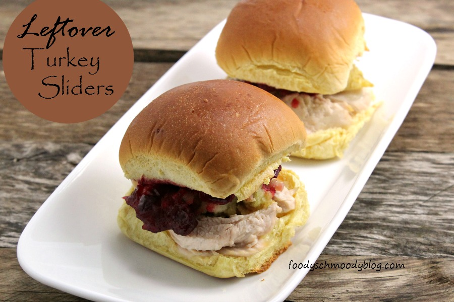 Leftover Turkey Sliders by Foody Schmoody...I'm Just Cooking