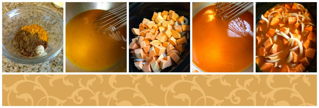 Making Chicken and Sweet Potato Curry ~ The Complete Savorist