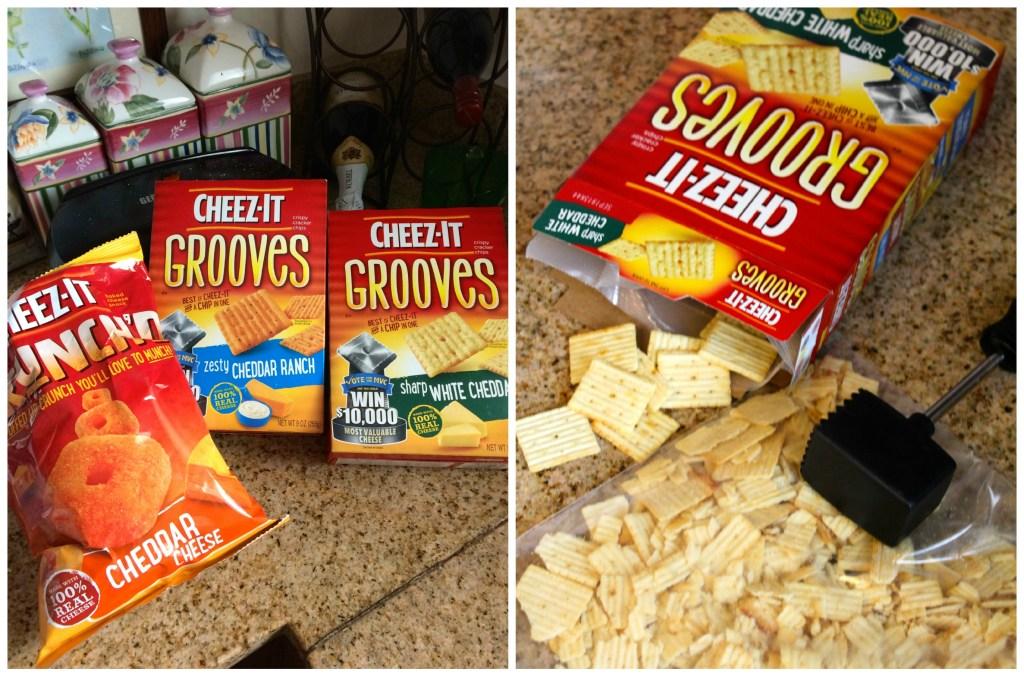 The Crackers #BigGameSnacks #Ad @Walmart