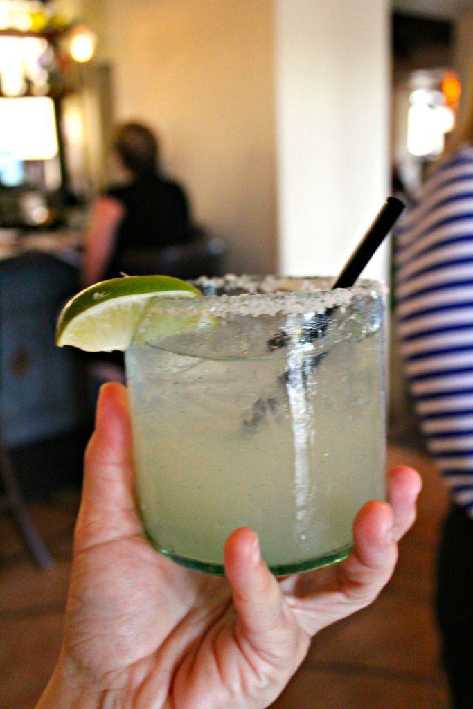 Welcome Margarita at La Hacienda ~ The Complete Savorist