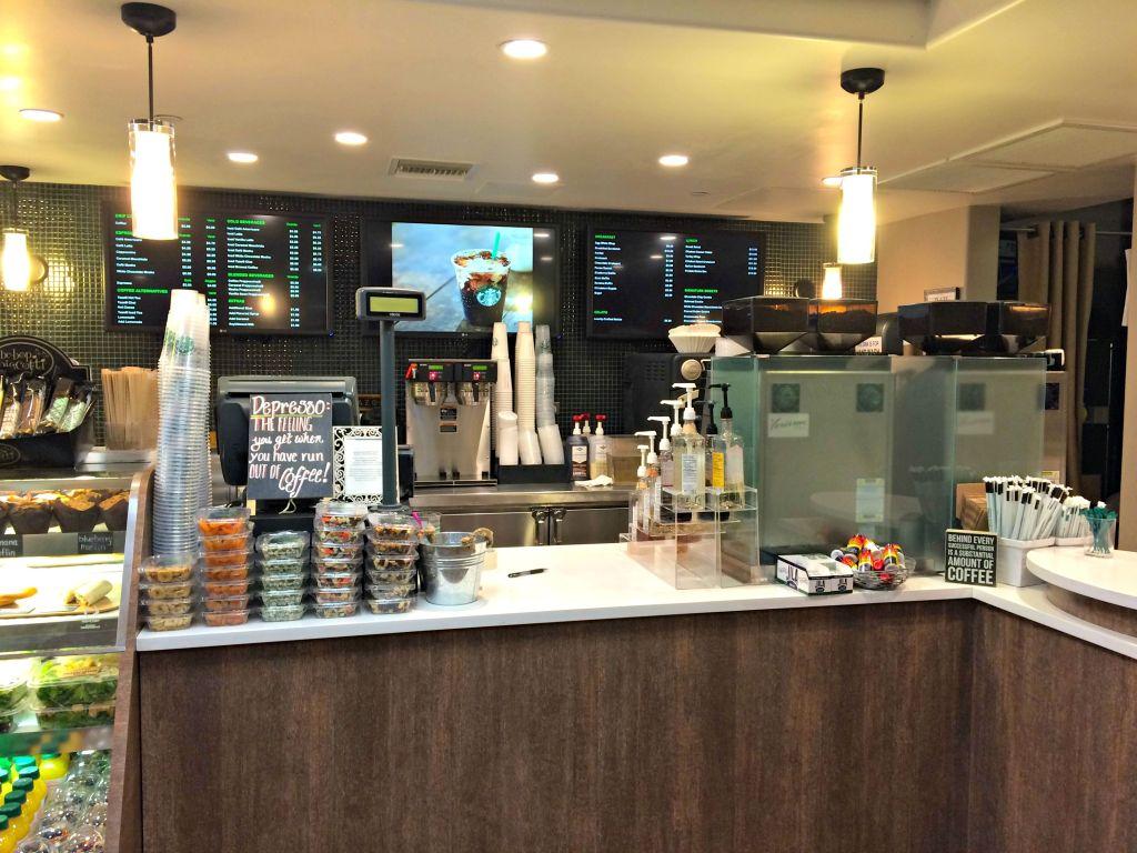 Starbucks at the Fairmont Scottsdale Princess ~ The Complete Savorist