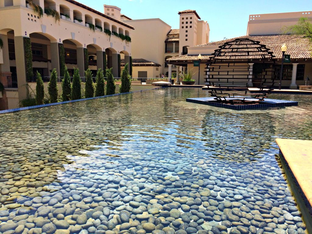 Waterfall Edge at the Fairmont Scottsdale Princess  ~ The Complete Savorist