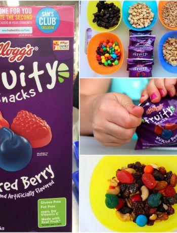 Study Snack Mix ~ The Complete Savorist