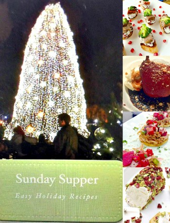 #SundaySupper Easy Holiday Entertaining Preview