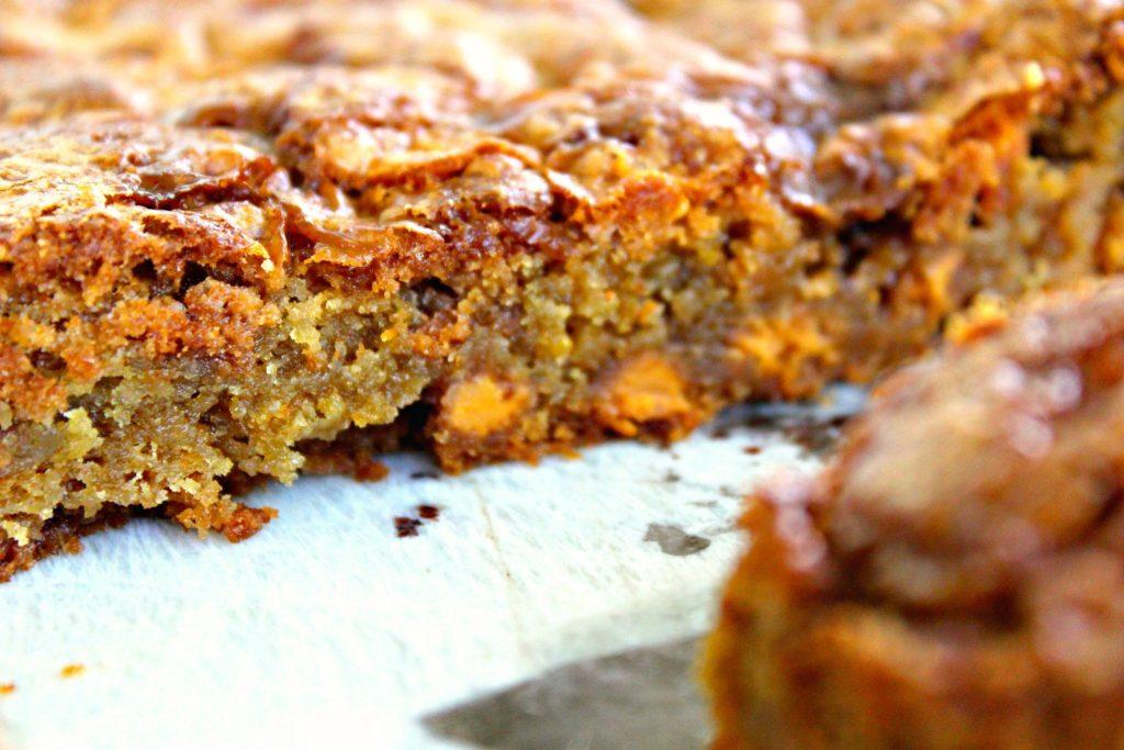 Caramel Butterscotch Cookie Bars 5