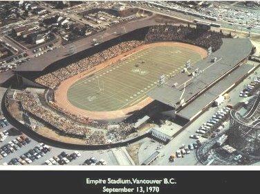 Empire Stadium | The Concert Database