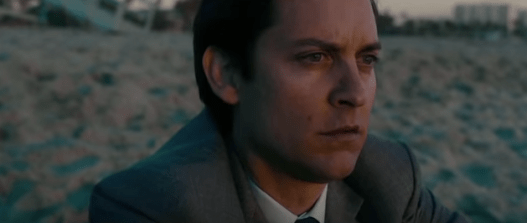 Maguire's acting performance overshadowed the film as a whole. Photo still from Pawn Sacrifice.