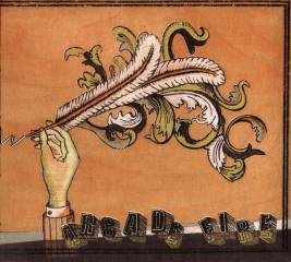Arcade Fire's thrilling debut Funeral is available on Merge Records. Though the band members are currently at work on solo projects, we can expect more from the band following their multi-Grammy award winning album Reflektor.