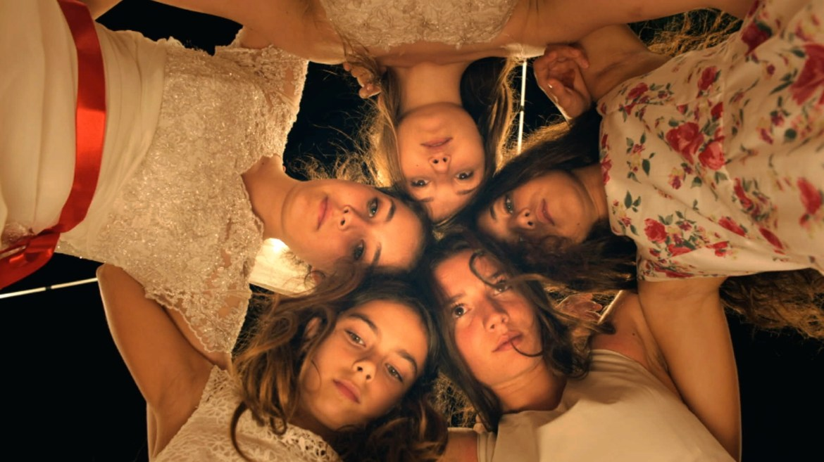 With the sisters being married off, this is the last time all five of them will be together.