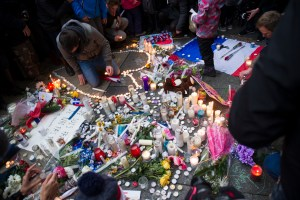 Photo of another vigil held in Montreal. Photo courtesy of Andrej Ivanov.
